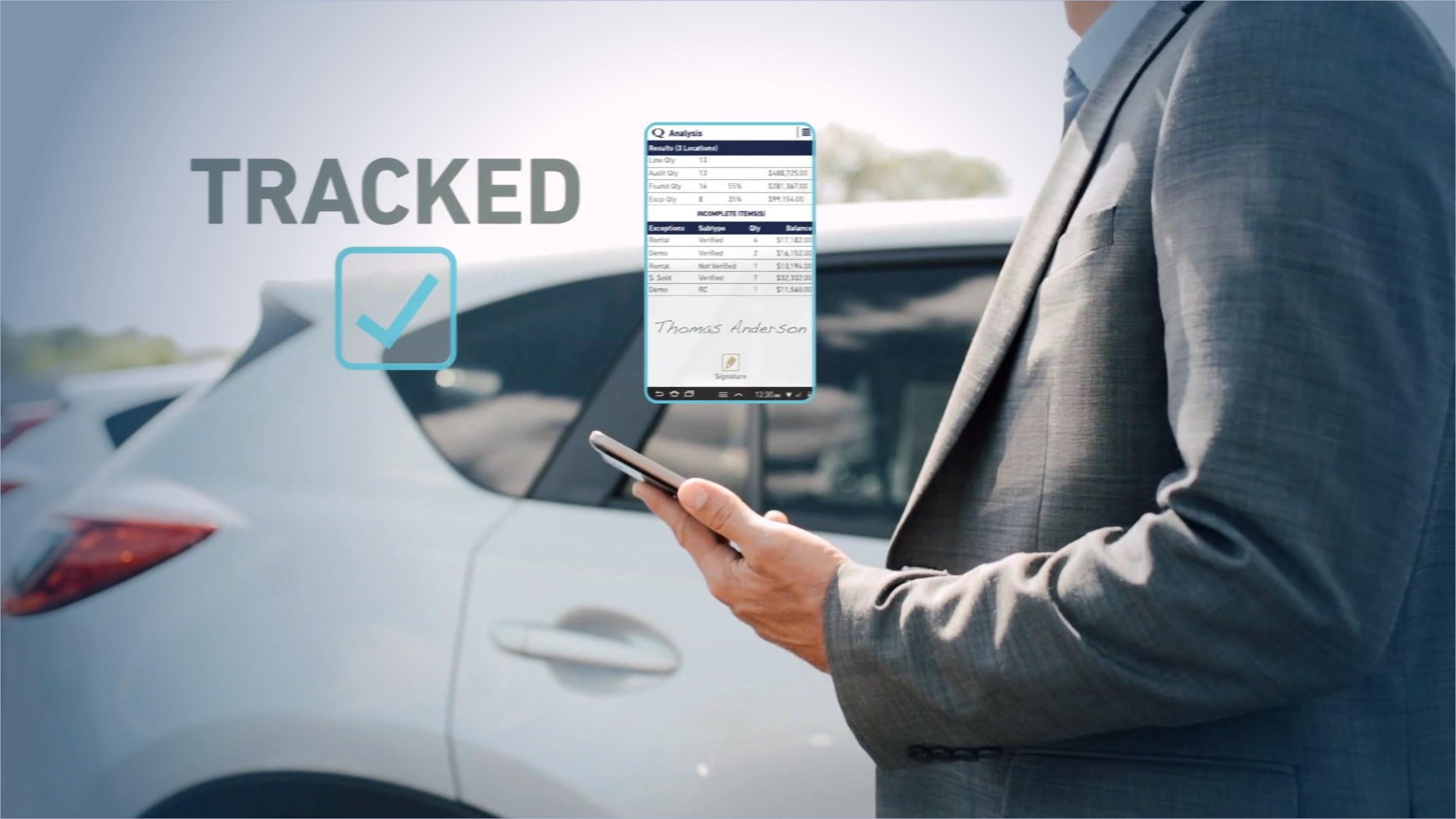 Field Inspections Asset Verification Inventory Audit Quiktrak